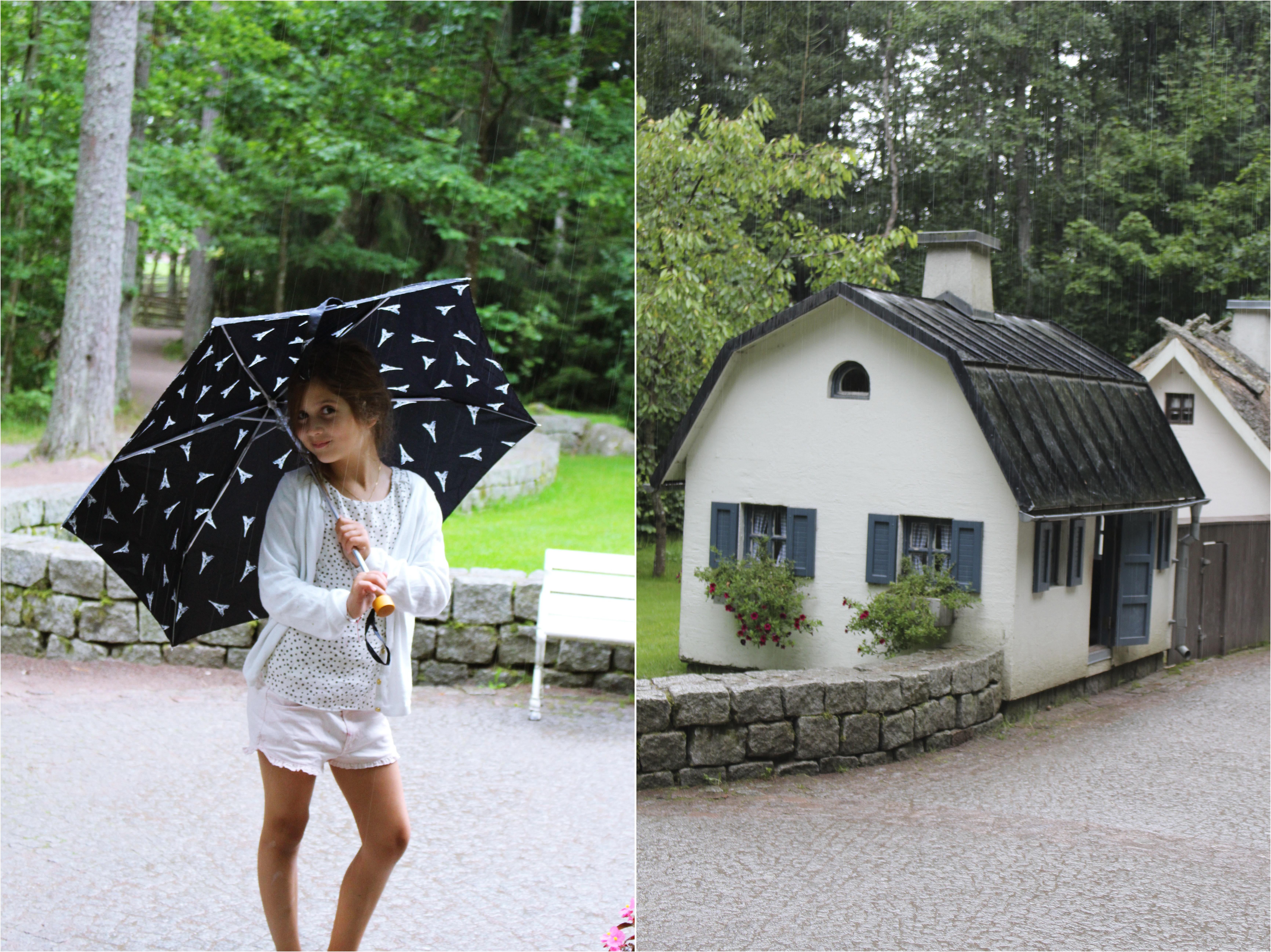 Redo för sommarregn! Julia K Metro Mode