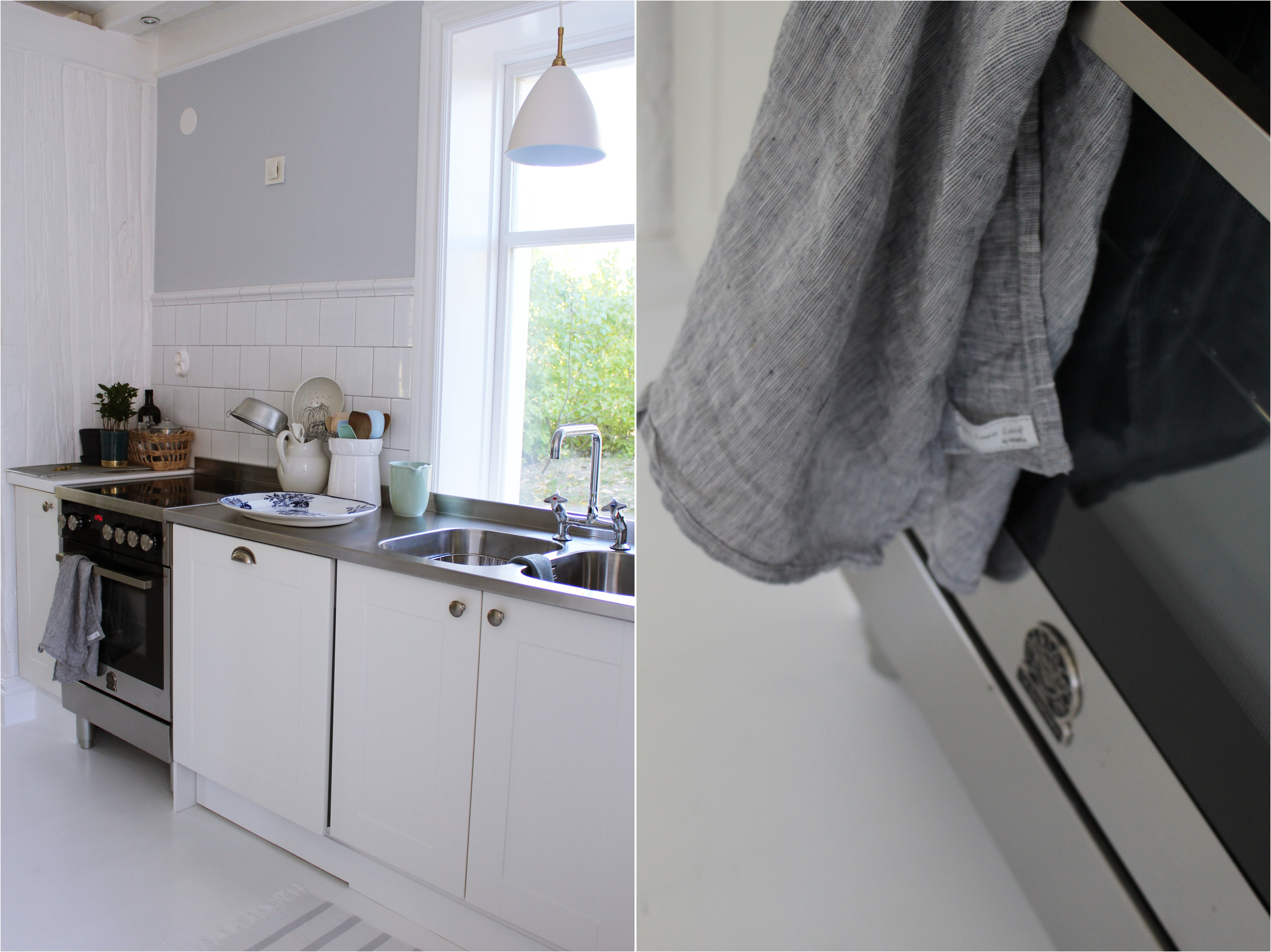 Ny lampa till köket och fredagsfeeling på topp! - Julia K - Metro Mode